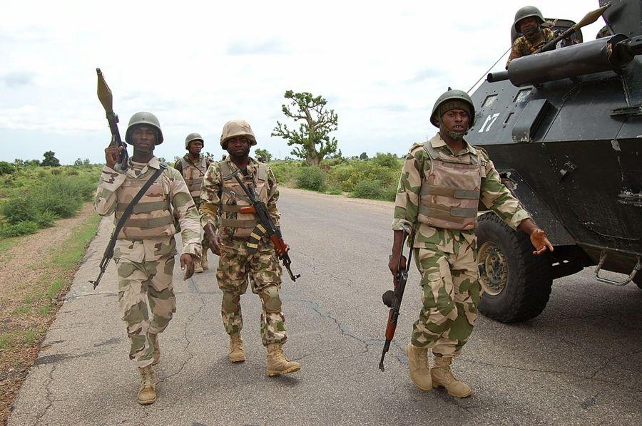 У Нігерії в результаті серії авіаударів були ліквідовані 17 бойовиків