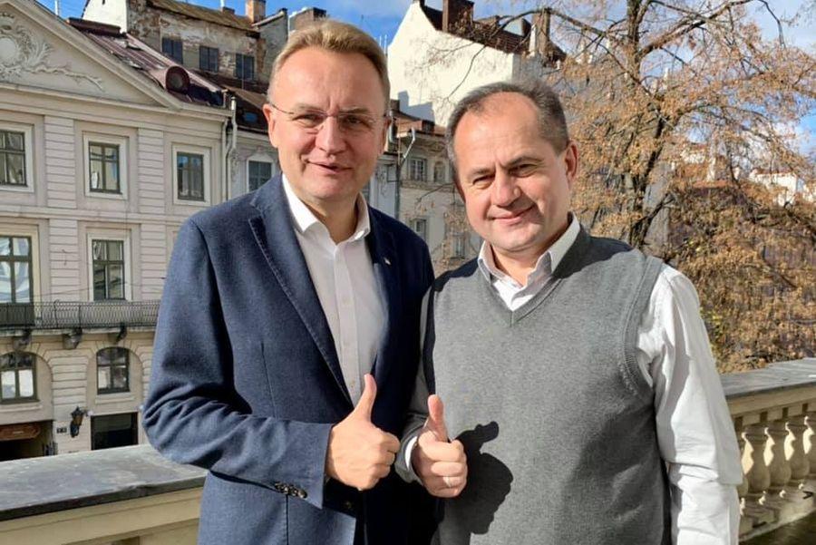 Результати екзит-полу від Савіка Шустера: у Львові переміг Садовий