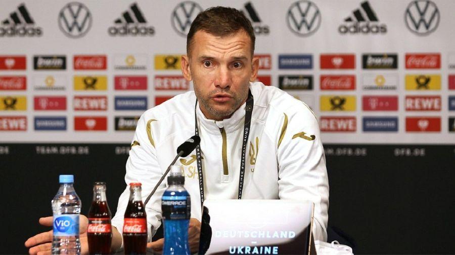 Андрій Шевченко пояснив, чому включив Судакова в заявку збірної України на Євро-2020