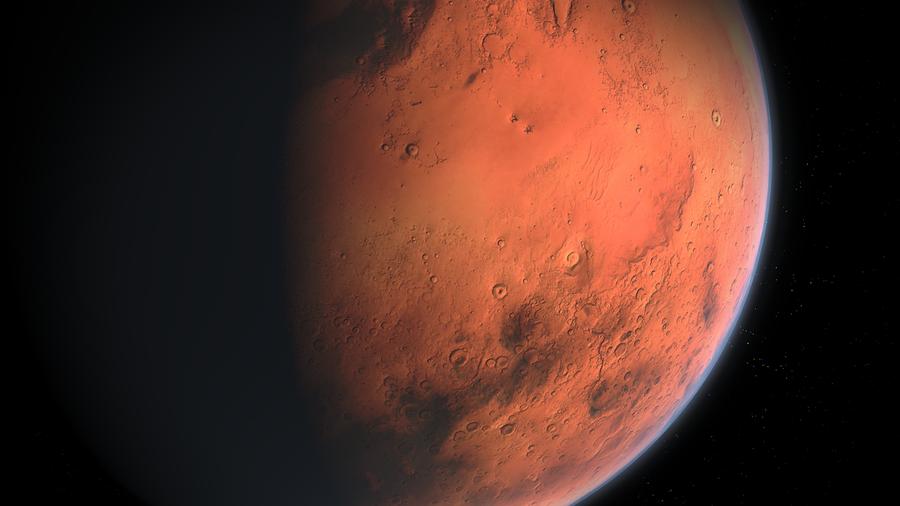 Історична подія: NASA показало перше кольорове відео з Марса
