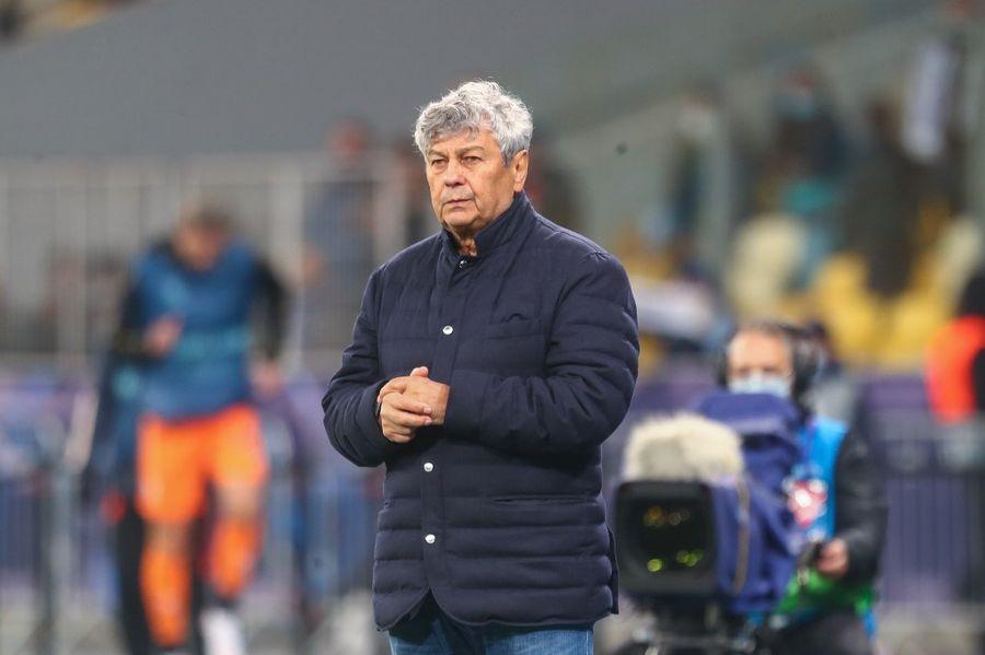 Динамо втрачає очки в дуелі з Десною: коментар Луческу після гри