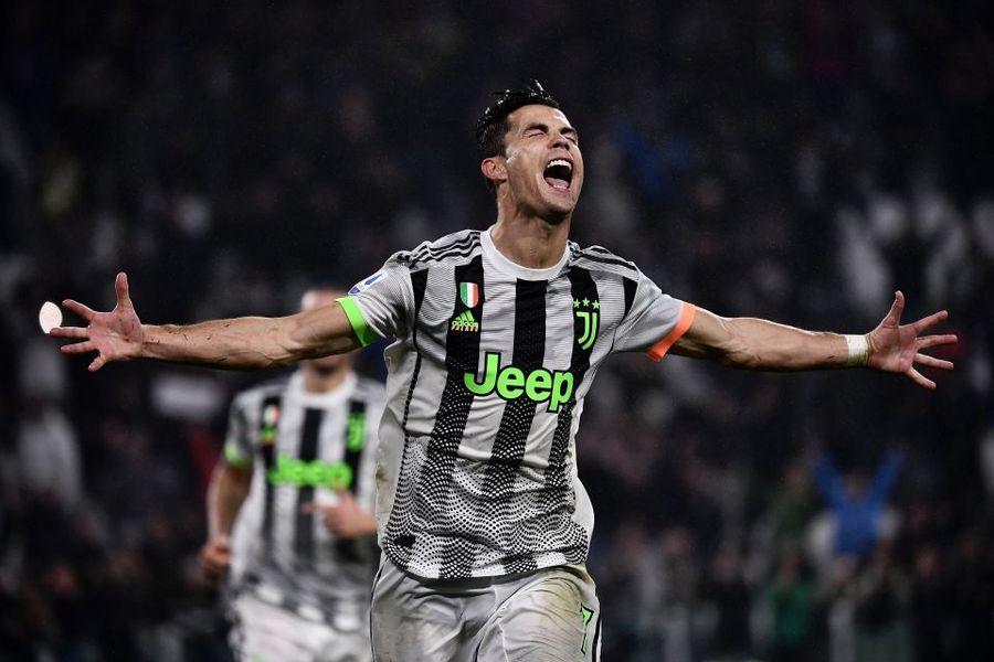 Криштиану Роналду — лучший голеадор в истории футбола