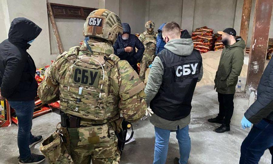 СБУ перехопила поставку понад тонни кокаїну через Україну (Фото)