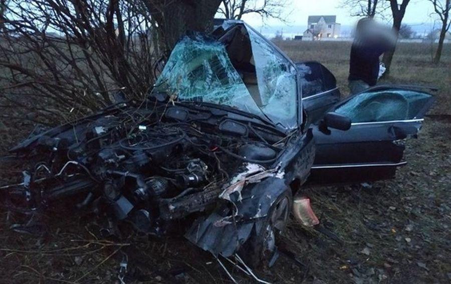 Аварія з летальним результатом на Миколаївщині: загинув патрульний поліцейський