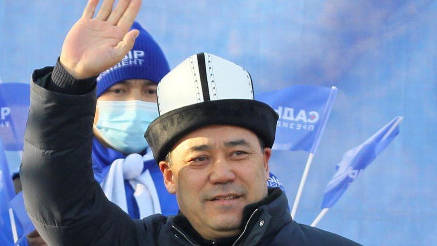На виборах президента Киргизії 80% набрав кандидат, який ще три місяці тому сидів у в'язниці