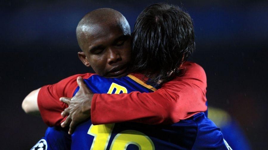 Легендарный камерунец Самуэль Это'О назвал игрока, который способен заменить Месси в Барселоне