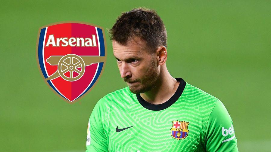 Лондонський Арсенал проявляє предметний інтерес до футболіста Барселони