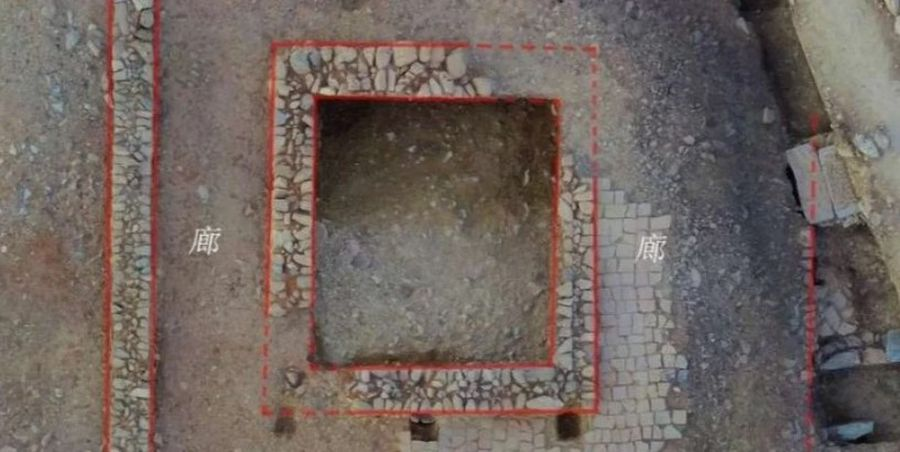 Могилы правителей: Археологи обнаружили в Китае древний храмовый комплекс