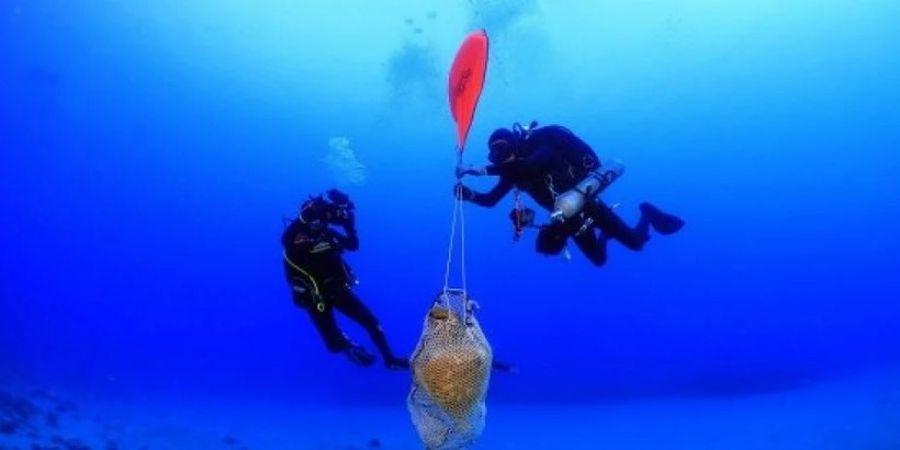 Археологи обнаружили уникальные древние корабли с сокровищами на дне Эгейского моря