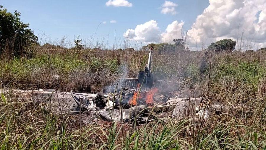 У Бразилії розбився літак з футболістами: всі пасажири загинули