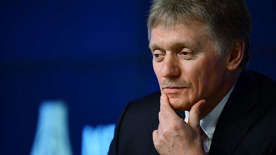 Дмитро Пєсков висловився щодо власника скандального «палацу» в Геленджику