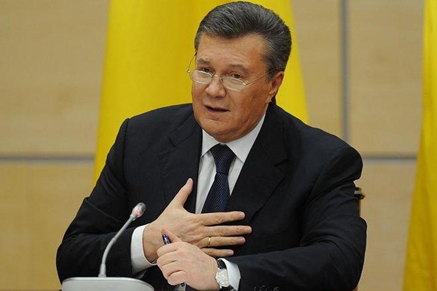 ДБР повідомило про підозру Віктору Януковичу в державній зраді