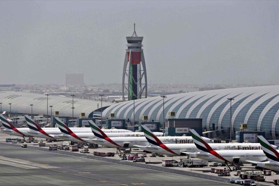 Міжнародний аеропорт «Дубай» змінив написання столиці України