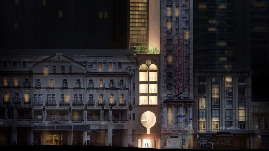 Унікальна споруда: В Австралії побудують найвужчий в світі хмарочос