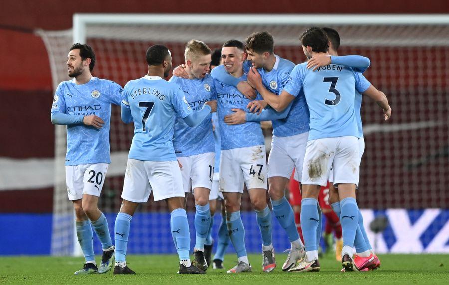Феноменальне досягнення: Манчестер Сіті встановив новий рекорд англійського футболу