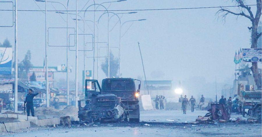 В столиці Афганістану сталася серія вибухів, є жертви