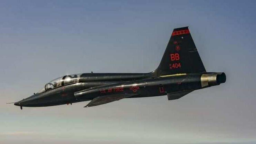 В США розбився військовий реактивний літак — є загиблі