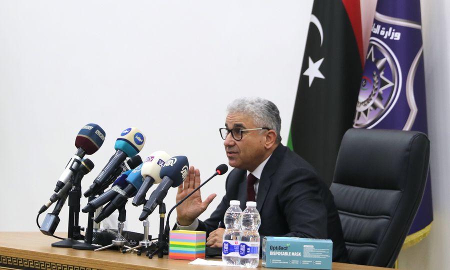 У Лівії заявили про напад на кортеж глави МВС УНЗ країни