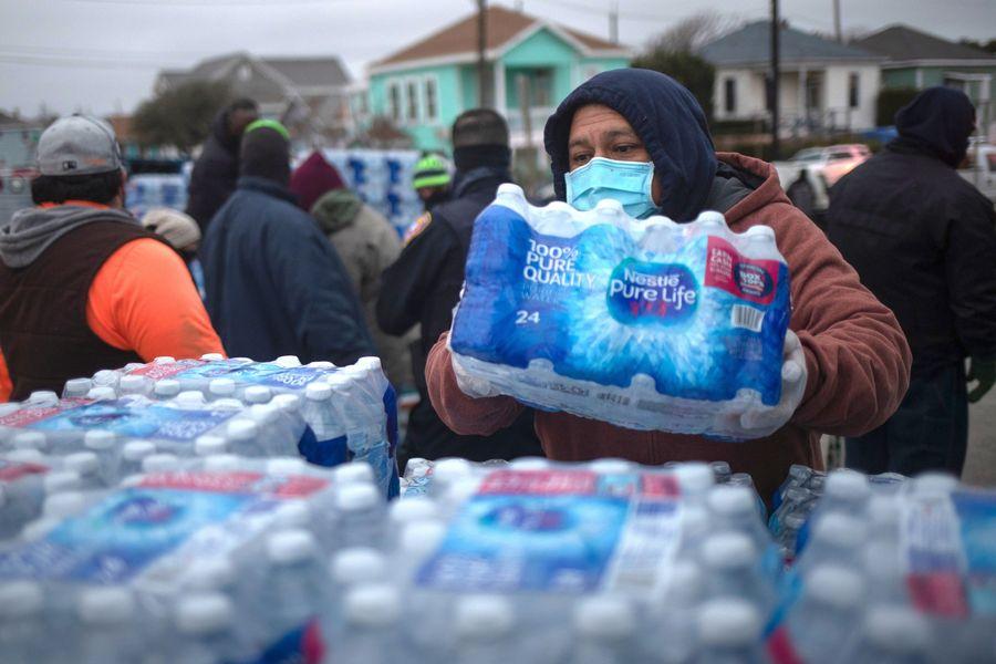 Мільйони американців зіткнулися з нестачею питної води
