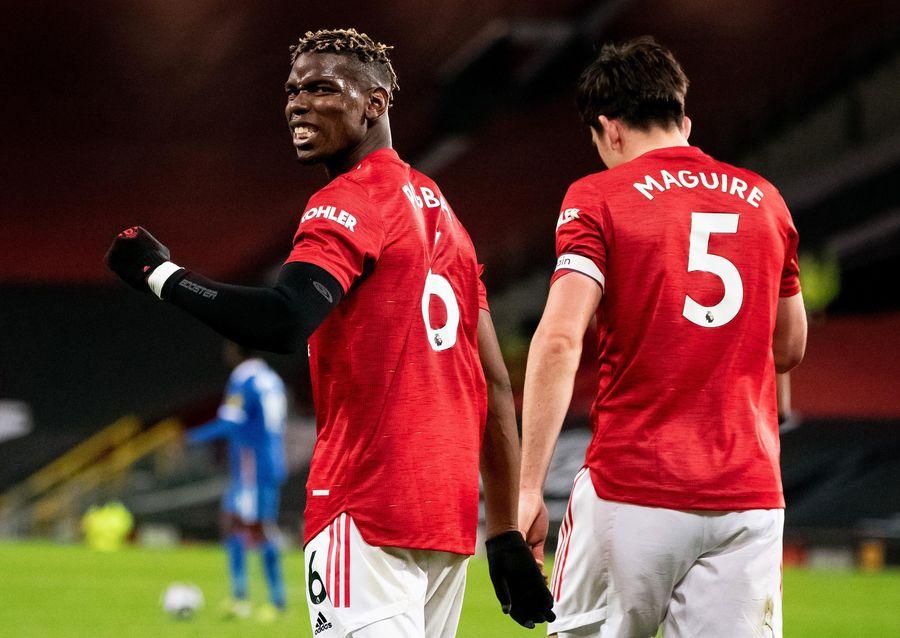 Вольова перемога «червоних дияволів» — в огляді матчу Манчестер Юнайтед — Брайтон (ВІДЕО)