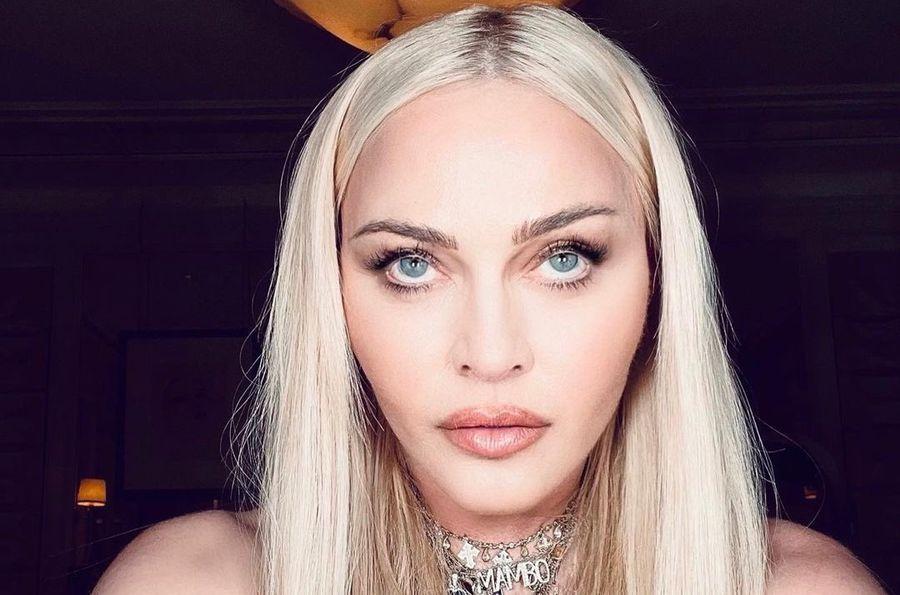 «Просто ідеальна»: 62-річна Мадонна показала фотографії топлес