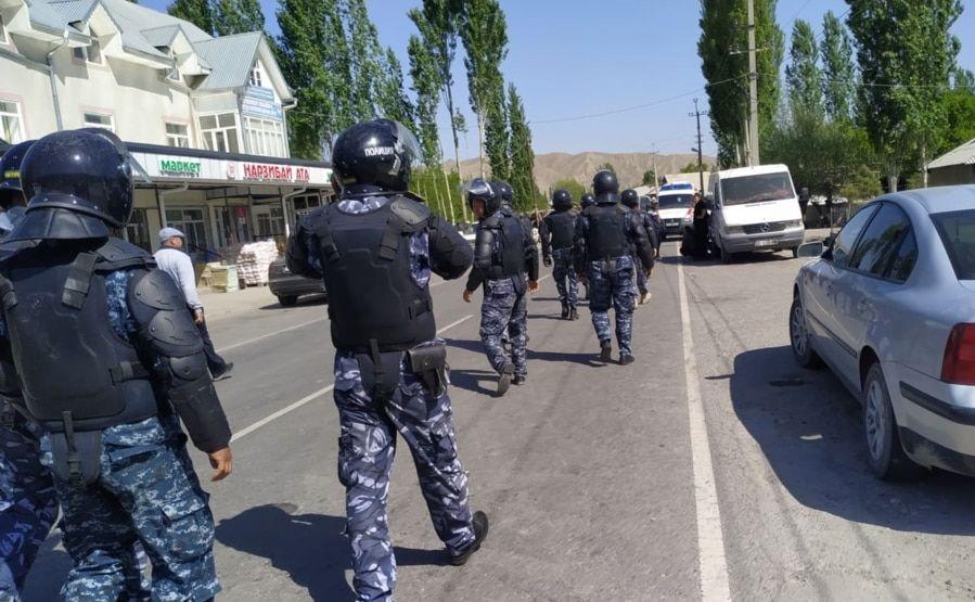 В Киргистані заявили про смерть дитини на кордоні з Таджикистаном