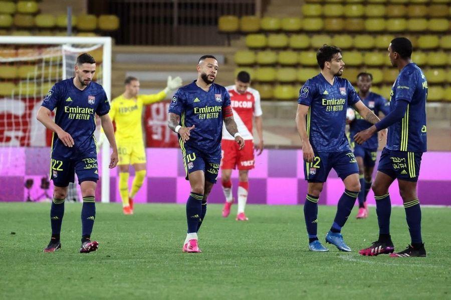 Ліон та Монако влаштували справжню феєрію в матчі 35-го туру Ліги 1