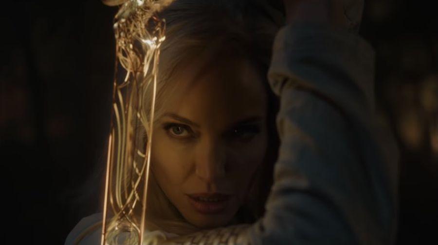 Студія Marvel вперше показала кадри фільму «Вічні» з Анджеліною Джолі