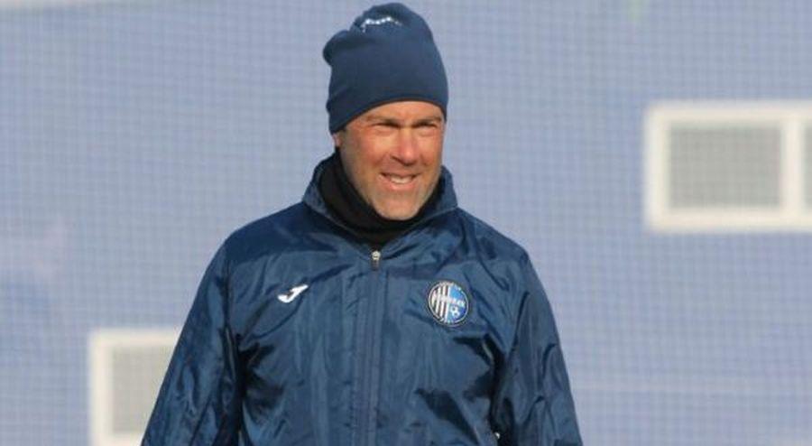 Владислав Гельзін прокоментував призначення нового головного тренера Олімпіка