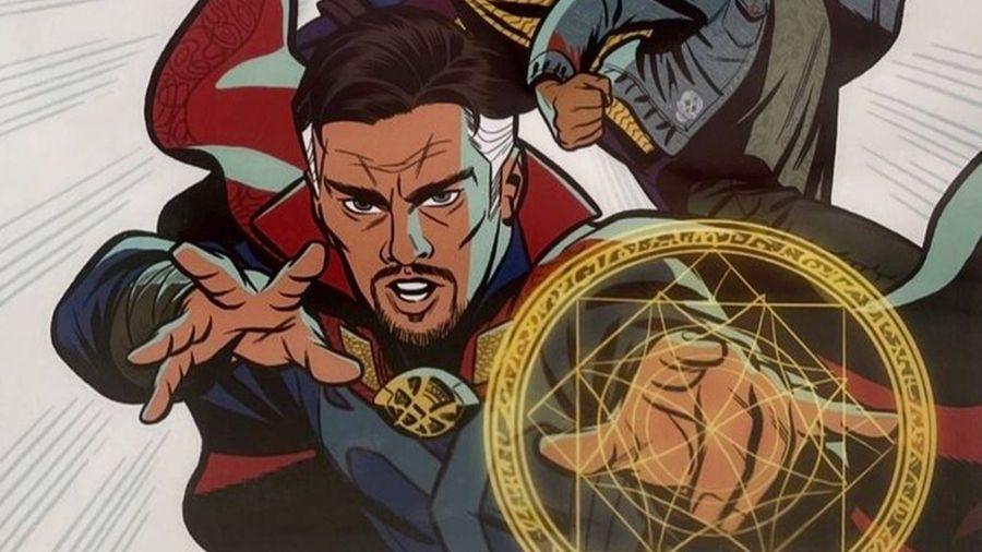 Видавництво Marvel Comics оголосило про смерть Доктора Стренджа