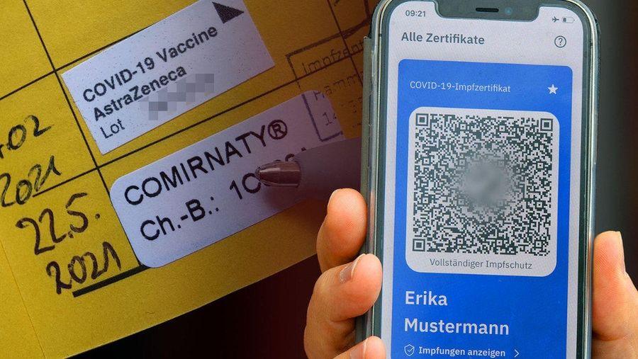 У Німеччині почали видавати цифрові свідоцтва про вакцинацію