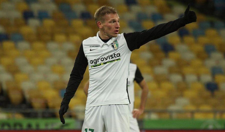 Екс-лідер Олександрії Валерій Лучкевич знайшов собі новий клуб