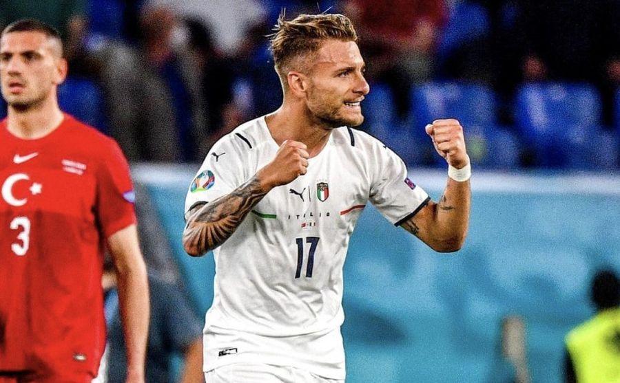 Італія здобула розгромну перемогу над Туреччиною в матчі-відкритті Євро-2020
