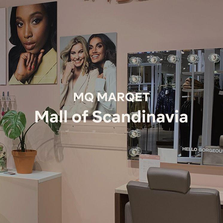 Beauty Bar by Dashl Mall of Scandinavia