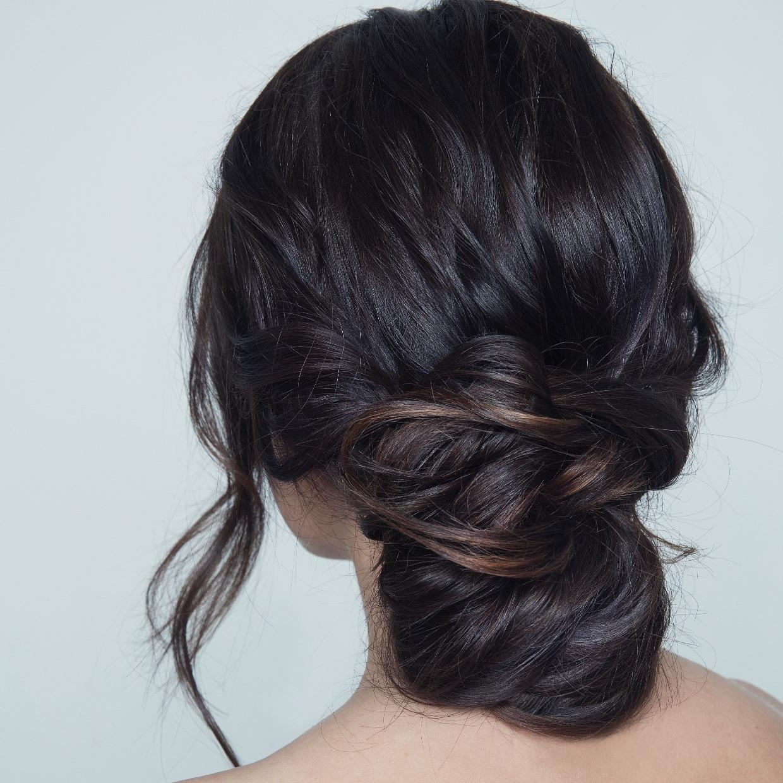 Hair Updo - 45 min