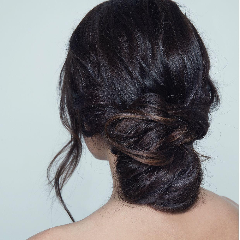 3. Bridal Hair & Makeup