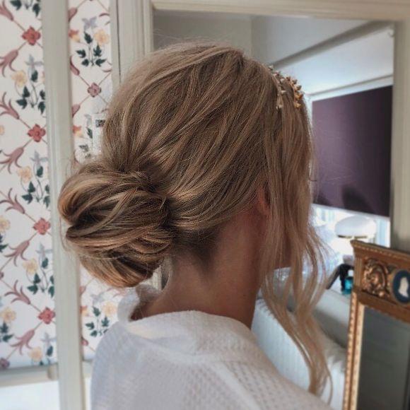 0fc71816b1d3 Dashl - Håruppsättning Brud av Elin hairstylist