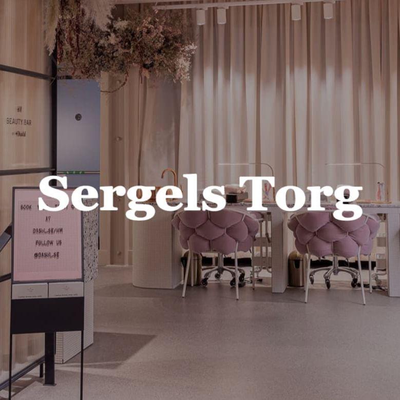 H&M Beauty Bar by Dashl Sergels Torg