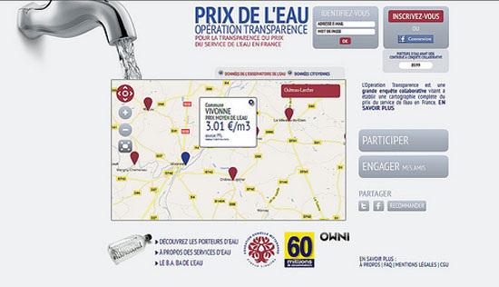 Figure 53. <em>The Price of Water</em> (Fondation France Liberté)