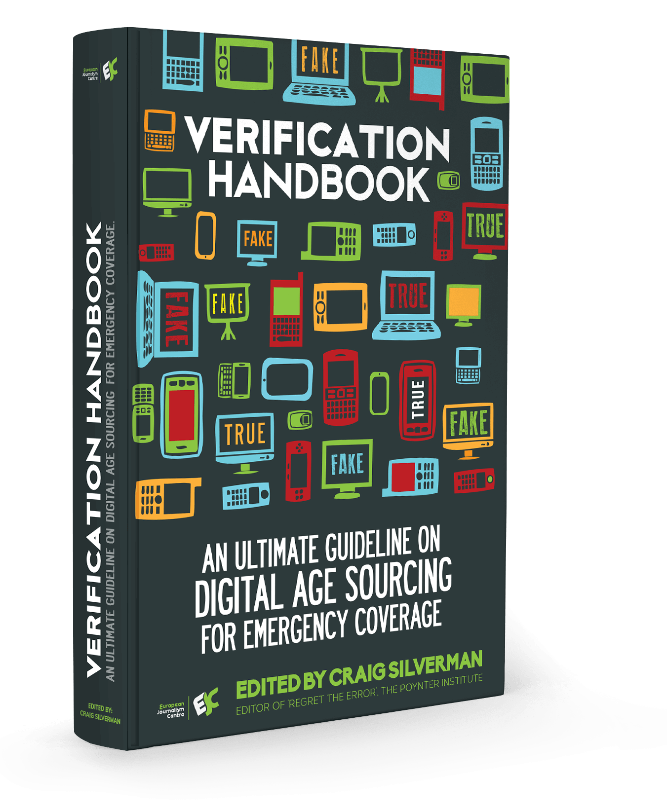 Verification Handbook 1 Cover