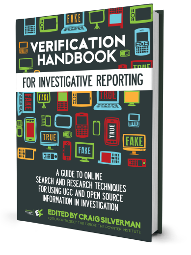 VERIFICATION HANDBOOK 2 LEFT homepage