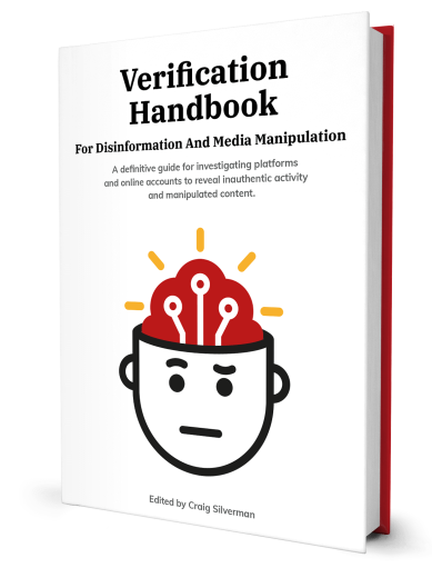 VERIFICATION HANDBOOK 3 LEFT homepage