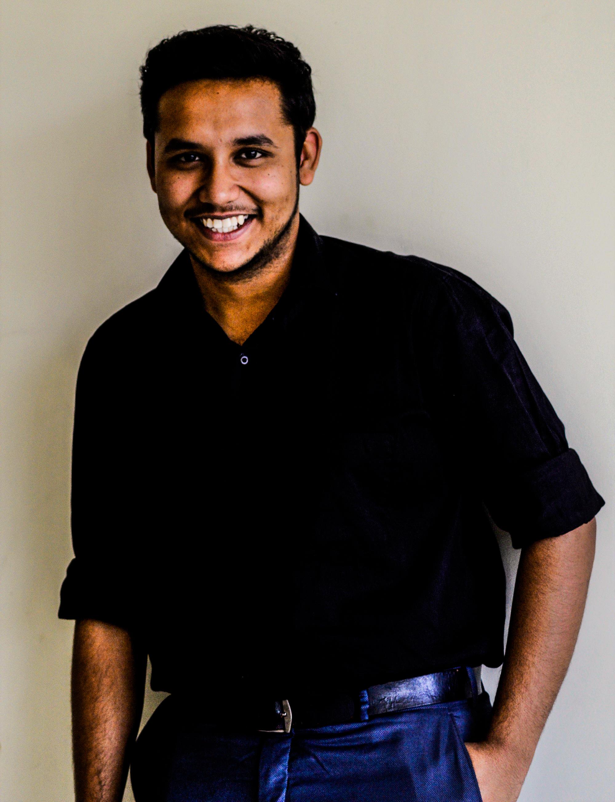 profile image Srinjoy Dey