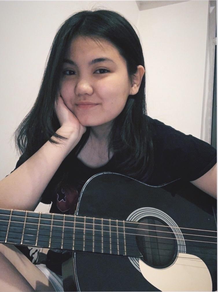 profile image Akbota Uzbekbay