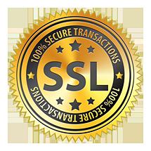 Deze site is beveilidgd met SSL encryptie