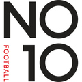 No10 football black vertical