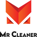 Mr cleaner logo