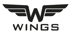 Wings logo basic version prostokat