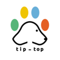 Tiptoplogo 512 white