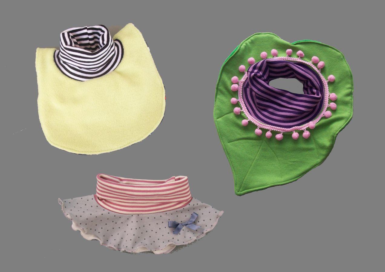 Produktfoto von Kleine Lotta Hohenberg für Schnittmuster Schal-Kragen Blatt